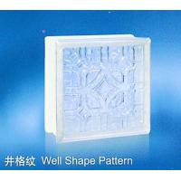 Tempered Glass Clear Well Shape Pattern