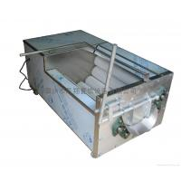 Quality Ginger Peeling Machine,ginger washing machine&video for sale