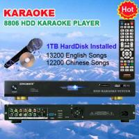 Quality KARAOKE PRODUCTS HD karaoke player + 25000 songs with 1TB Hard Drive installed . for sale