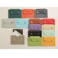 China Recycle Leather ItemsName Card Holder on sale