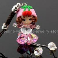 Cherry Girl Wholesale Cell Phone Straps