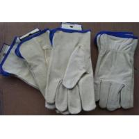 Quality Pigskin leather gloves HGG008  Pigskin leather gloves for sale