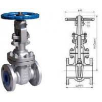 Quality Class 150-1500 Cast Steel Gate Valve for sale