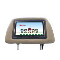Quality 7inch, 8.5inch, 9inch TFT-LCD taxi headrest advertisements player! for sale