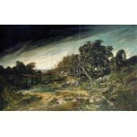 Quality Impressionist(3830) The Approaching Storm for sale