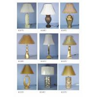 China POLYRESIN LAMP on sale