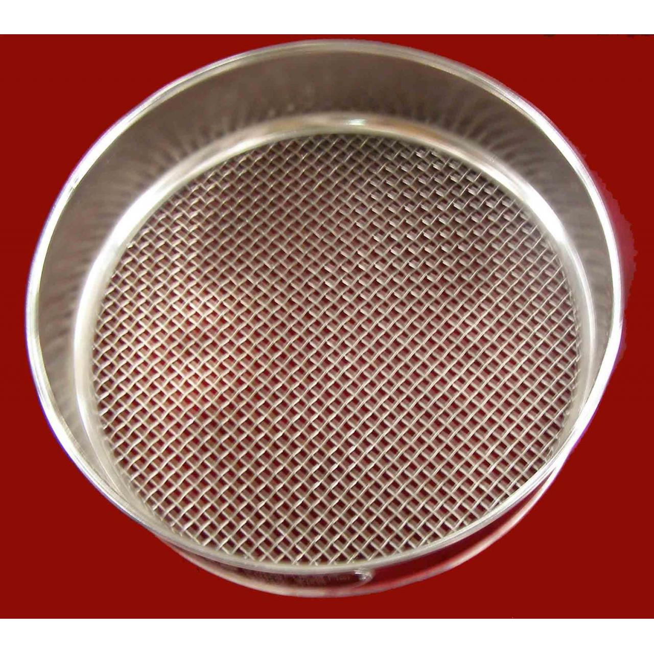 Quality fine stainless steel wire test sieve test sieve for sale