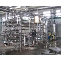 China Tomato paste production line Tube Aseptic Sterilizer on sale