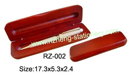 Buy Wooden pen boxes RZ-002 at wholesale prices