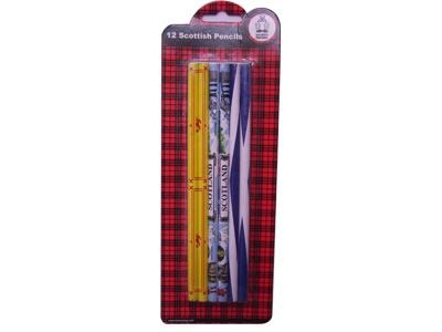Buy Pets12 Scottish Pencils at wholesale prices