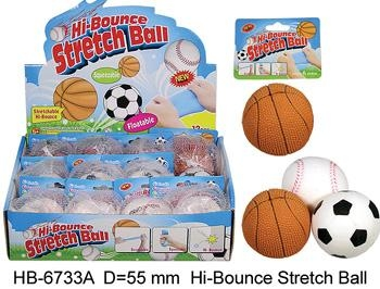 Buy NOVELTY  BALLS HB-6733A at wholesale prices