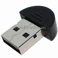 China Mobile Accessories Bluetooth USB Dongle (Adapter), V2.0 on sale
