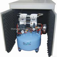 Quality Silent Oilless Air compressor with dryer and silent cabinet(DA5001DC) for sale