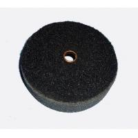 China fibre wheel with flock coating wholesale