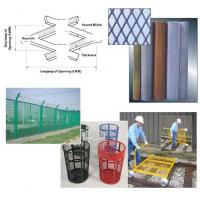 Quality Square Wire Mesh Expanded Metal for sale