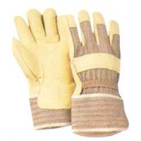Quality Pig grain leather glove for sale