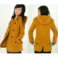 Quality Foodstuffs Smart Casual Pure wool jacket coat medium-and long self-cultivation for sale