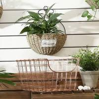 Quality Wire Mesh Storage Fruit Basket for sale