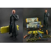 Gun Models Assembly Toys Promotional Gifts mini models with kit box