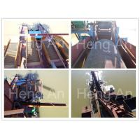 Mining and Dredging hot sale Bucket Chain Alluvial Gold Dredger for sale