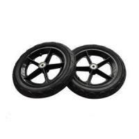 4.5 Inch Small Plastic Solid EVA Foam Replacement Toy Car Wheel