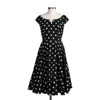 Quality Daytime Dresses Polka dot dress for sale