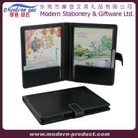 Quality 2013 hot sell PVC leather portfolio notebook for sale