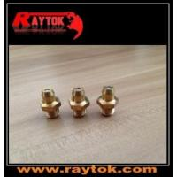China Grease Nipples Grease nipple brass M8x1 straight on sale