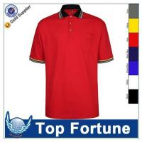 Quality golf polo shirts mens for sale