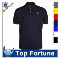 Quality Customized Wholesale polo shirt embroidery for sale
