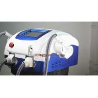 Quality Portable SHR hair removal and SRR skin rejuvenation machine--FI-OPT50 for sale
