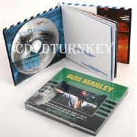 China Various Books/Brochure/Manual cd and dvd hardcover book on sale