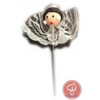 China Polymer Clay Needle Pin / Spainish Pin on sale