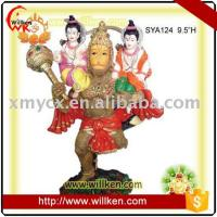 China Animal Statues Polyresin Hindu God, Indian God Statues on sale