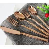 Quality Stainless Steel Cutlery JB-1170-ROSE GOLD for sale