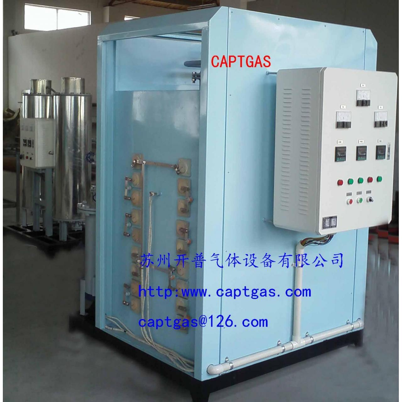 Quality Ammonia decomposition furnace ENGLISH Ammonia decomposition hydrogen plant for sale