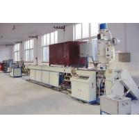 Quality PVC steel wire reinforced hose production line for sale