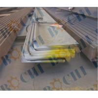 Quality Steel Profiles Marine Flat Bulb Steel for sale