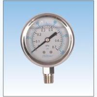 Quality SolenoidValve/switch Radial Pressure Gauge for sale