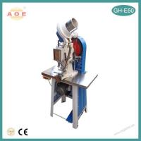 Automatic Electric One Head Eyelet Punching Machine