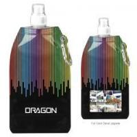 16.9 oz Rainbow Collapsible Water Bottle