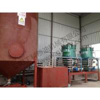 Quality Hebei Cangzhou 100 tons of diesel bleaching production line for sale