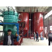 Quality Nissan 100 tons of diesel bleaching production line for sale