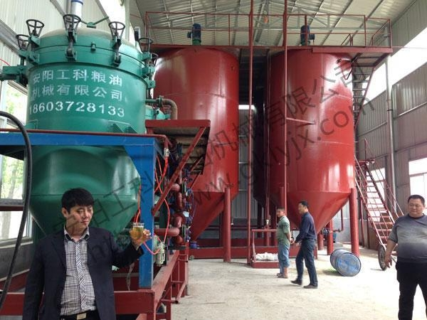 Buy Nissan 100 tons of diesel bleaching production line at wholesale prices