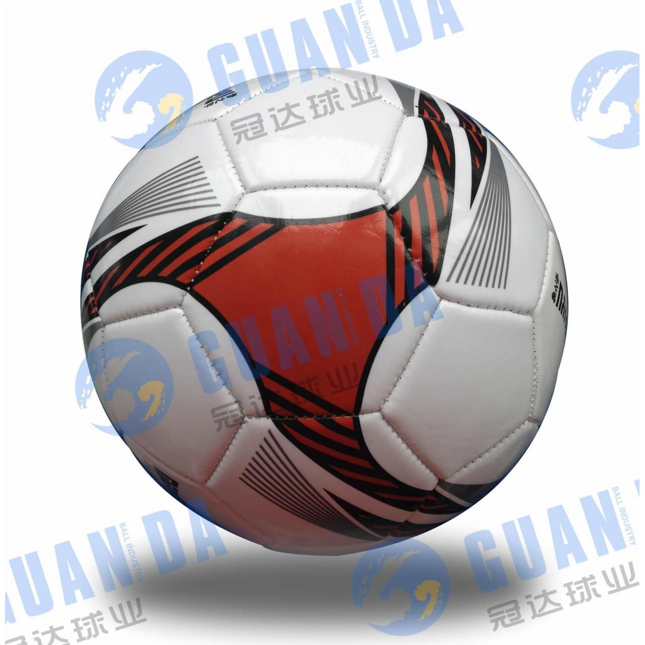 Quality 5#Machine sewn soccer ball/GD-MS102 for sale
