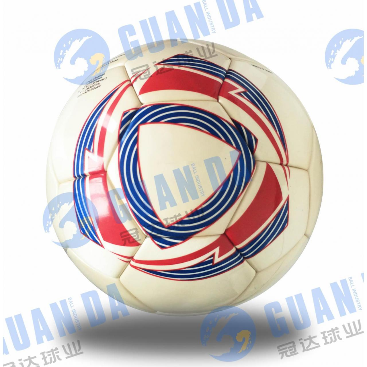 Quality 5#Laminated soccer ball/GD for sale