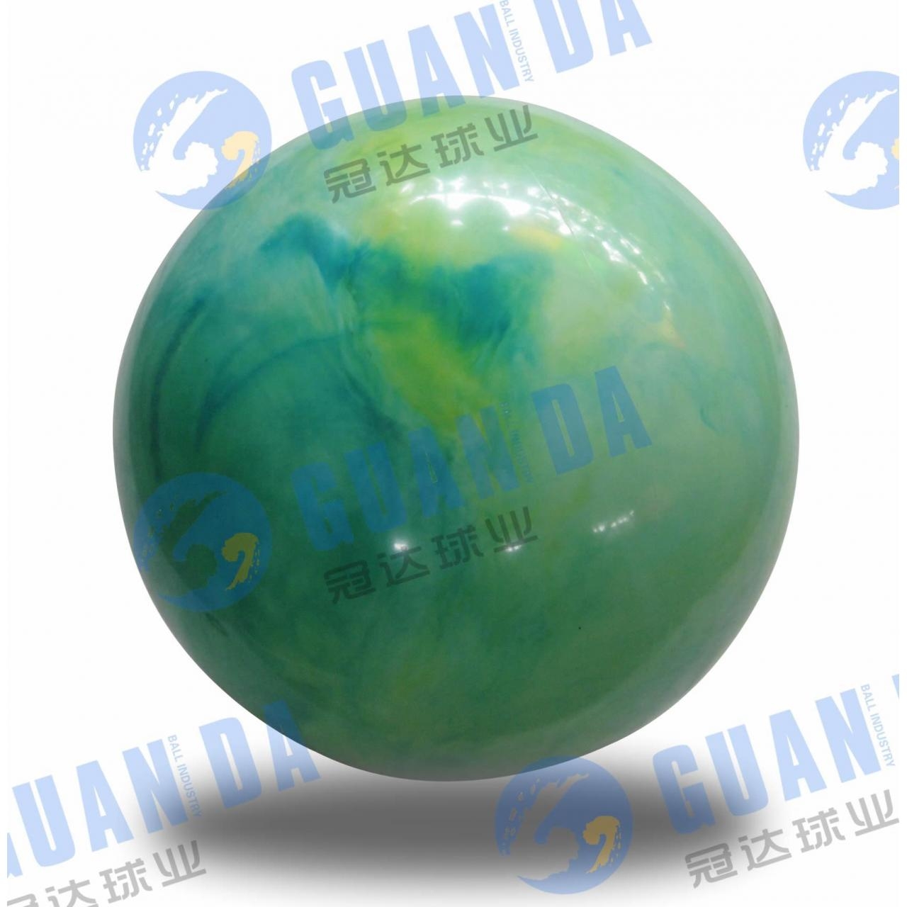 9 inches multi-color ball(