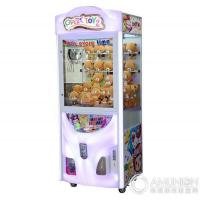 Crazy toy2 Toy crane game machine