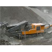 Quality Tracked mobile cone crusher for sale