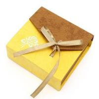 Buy cheap Brand Your Own Cardboard Gift Packing Box from wholesalers